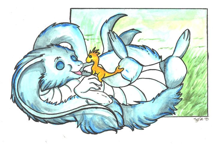 Sirius Watercolor