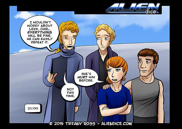 Alien Dice Day 28 03 10