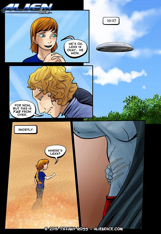 Alien Dice Day 28 04 11