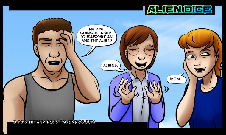Alien Dice Day 28 06 12