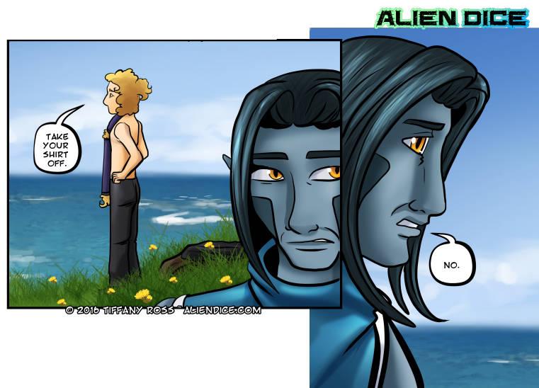 Alien Dice Day 28 07 01