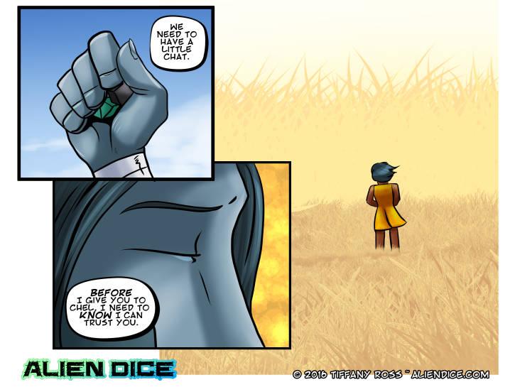Alien Dice Day 28 07 03