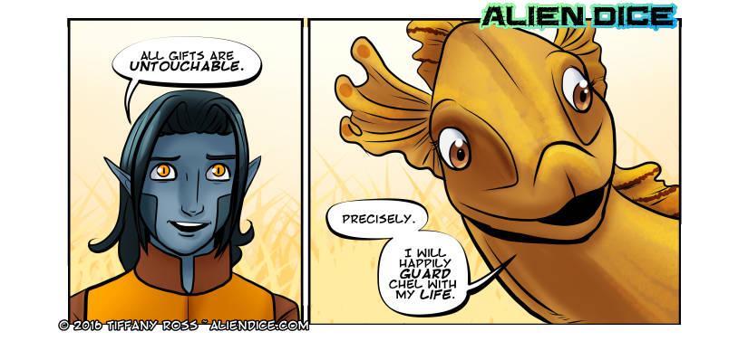 Alien Dice Day 28 07 07