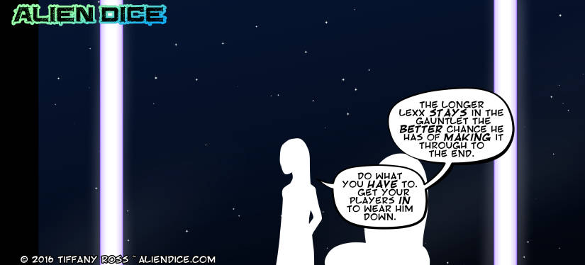 Alien Dice Day 28 07 15