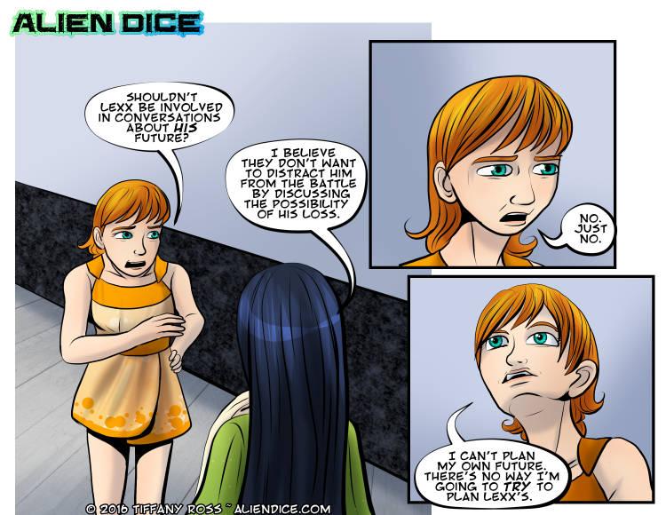 Alien Dice Day 29 01 06