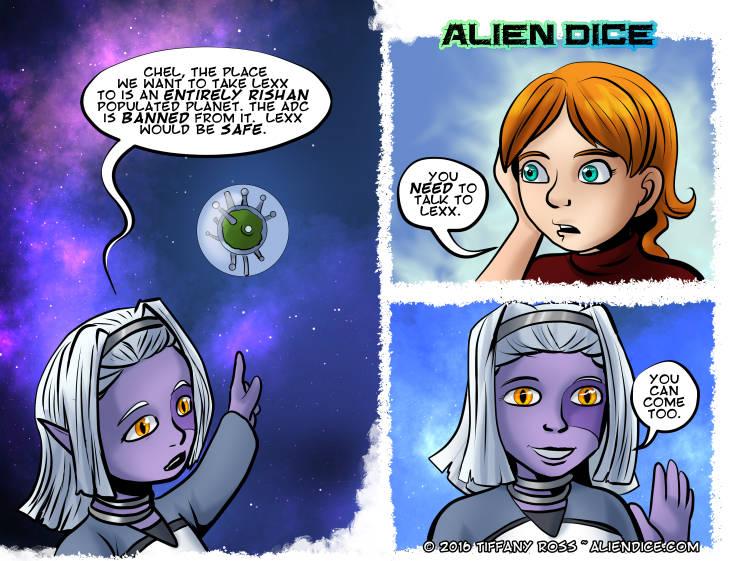 Alien Dice Day 29 01 10