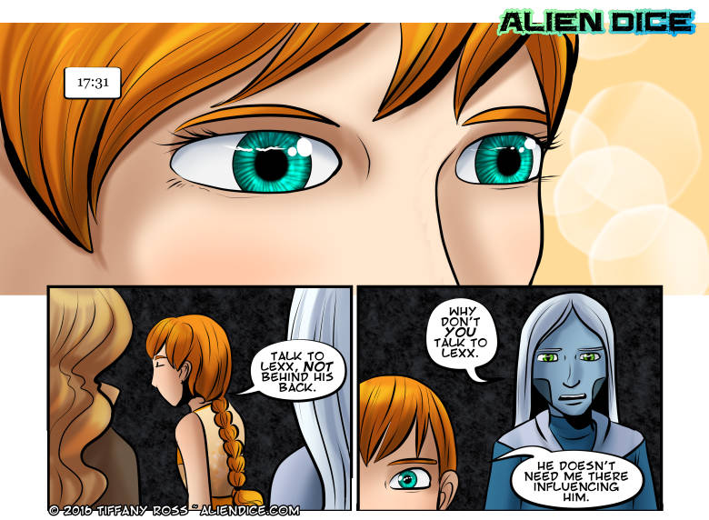 Alien Dice Day 29 01 11