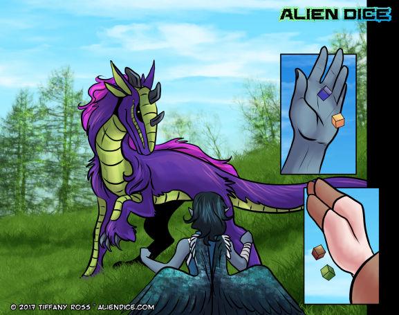 Alien Dice Day 29 04 06