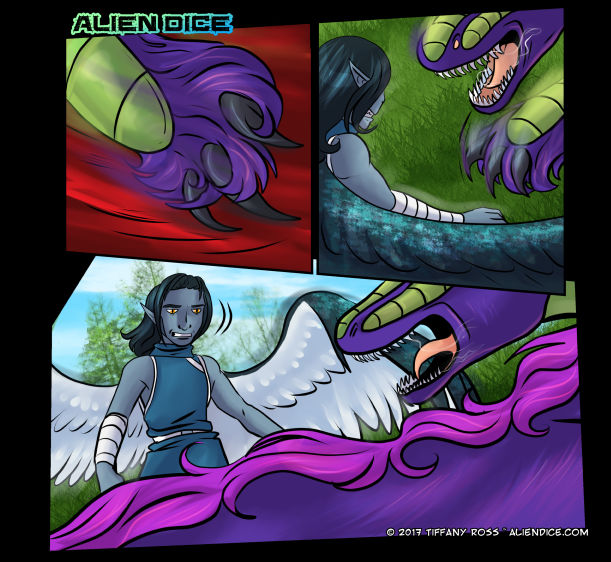 Alien Dice Day 29 04 07
