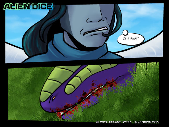 Alien Dice Day 29 04 11