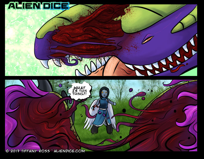 Alien Dice Day 29 04 14