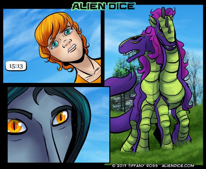Alien Dice Day 29 05 12
