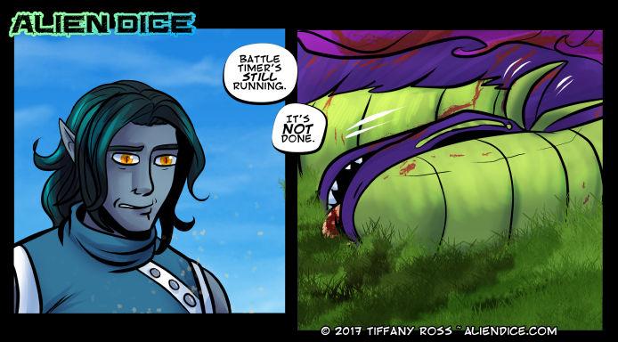 Alien Dice Day 29 05 13