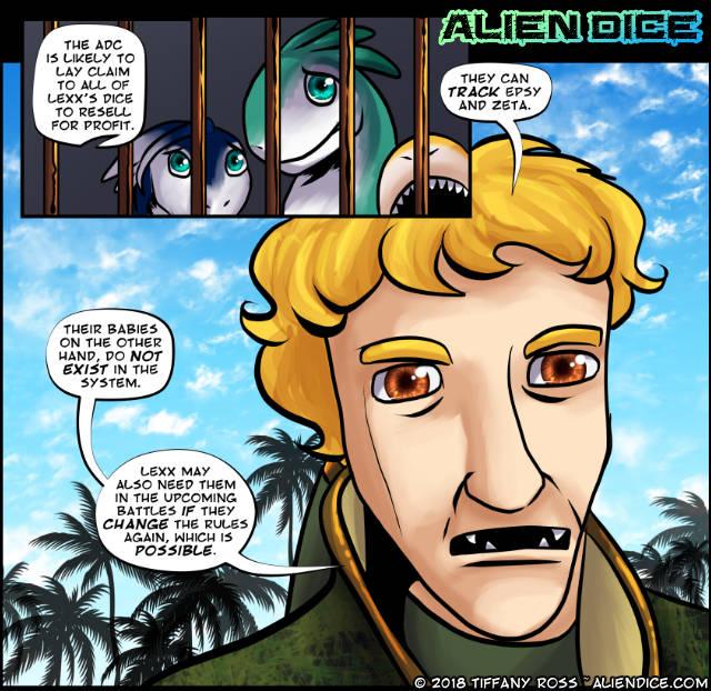 Alien Dice Day 29 08 07