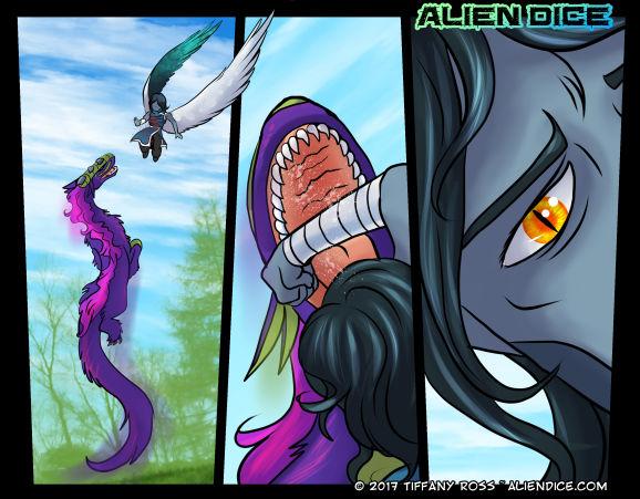 Alien Dice Day 29 04 09
